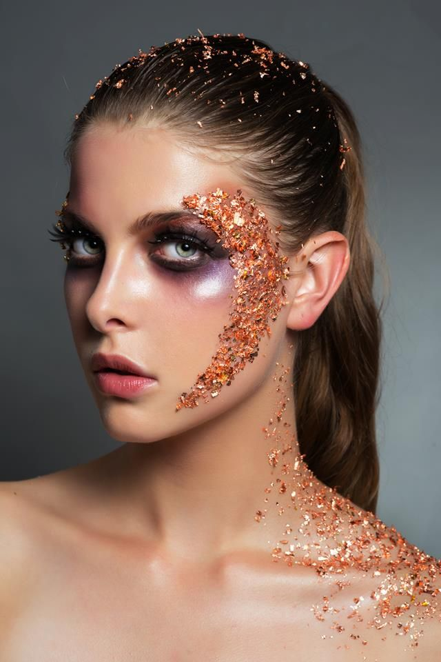 Aneta for Make-Up Institute