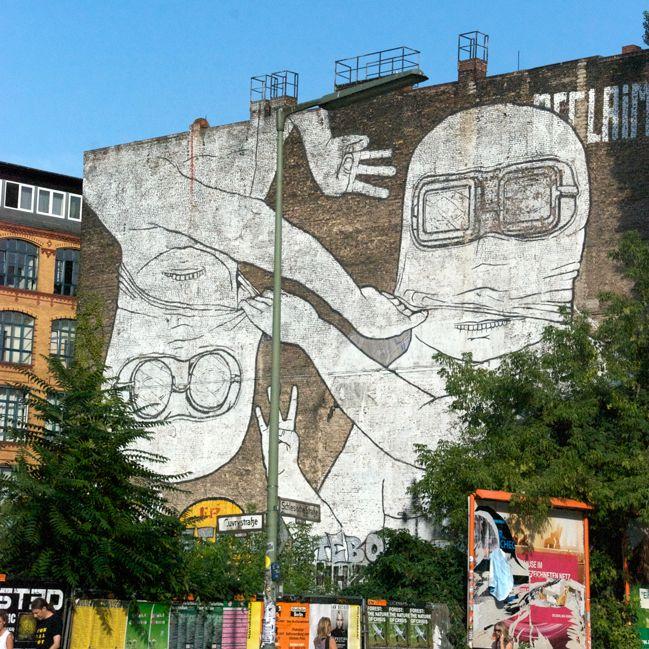 #berlin #blu #streetart #murales #kreuzberg #tdckilas