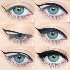 How To Apply Flawless Eyeliner