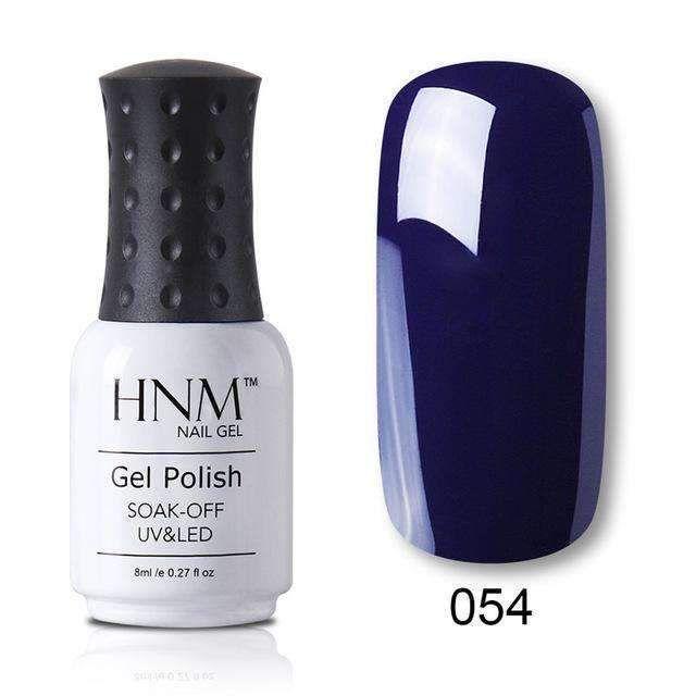 194 Colors 8Ml Gel Nail Polish Uv Nail Gel Polish Soak Off Gelpolish Vernis Semi…