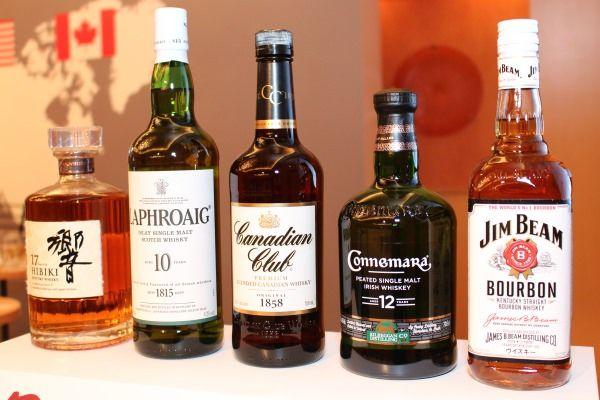 プロと「世界5大ウイスキー」を飲み比べ!