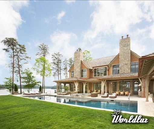 the lake villa