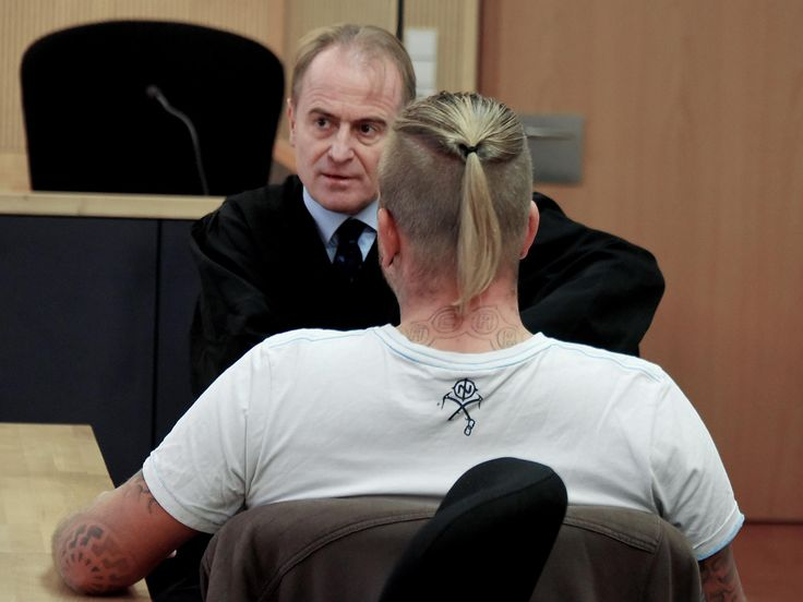 "German jailed 8 months for offensive tattoo. This is an unreasonable restriction of free speech. Marcel Zech was found guilty of ""public incitement to hatred"" and given a harsher sentence on appeal than the six-month suspended sentence he originally received last December."