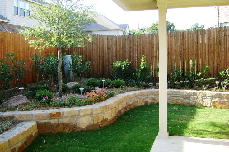 Texas Backyard Landscaping | Landscape - Dallas Landscape Design | Abilene Landscaping - Taylor ...