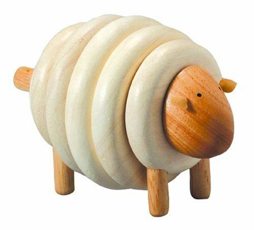 PlanToys Lacing Sheep