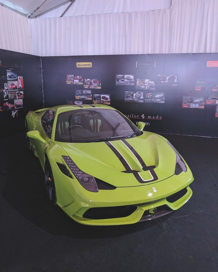 119 Best Images About Ferrari 458 Speciale/Aperta On