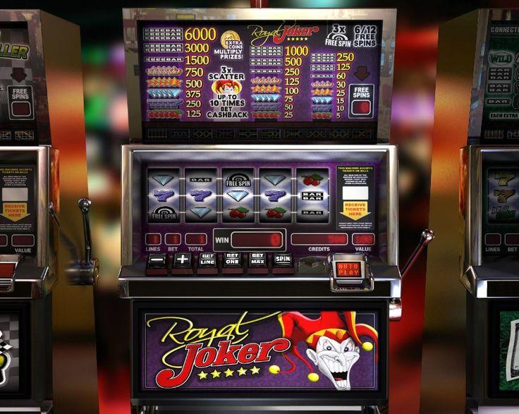 Royal Joker! Classic 5 reel slot! For more games register on http://casino-goldenglory.com/