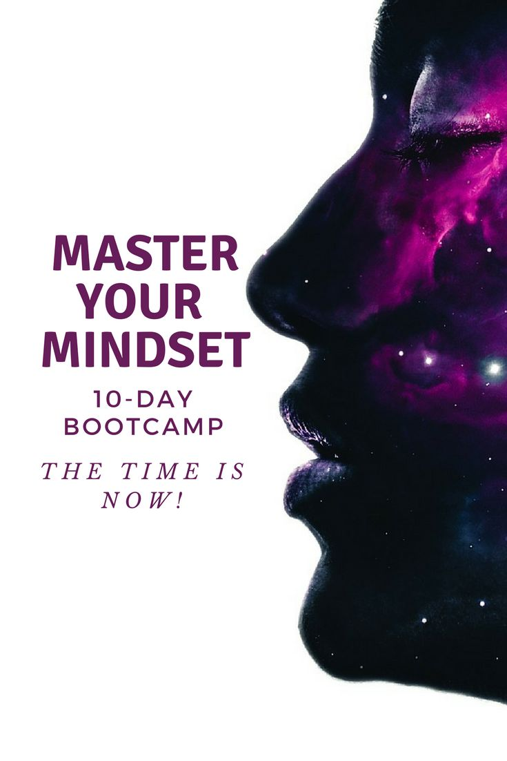 {The 10-Day MASTER YOUR MINDSET BOOTCAMP HAS ARRIVED}  READY TO GET OUT OF YOUR HEAD?  READY FOR THE FIRE AND CONVICTION NEEDED TO RISE TO YOUR BEST BUSINESS?  READY TO TAKE MASSIVE, CONFIDENT ACTION TO MAKE SHIT HAPPEN FOR YOURSELF?  ***  10 days. 10 days of live trainings. 10 days of journaling prompts. 10 days of mindset and manifestation.  ***  Ready. When you are…  ***  Apply HERE http://bit.ly/MasterYourMindsetBootcamp