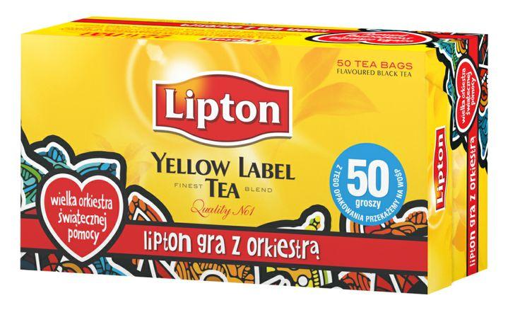 Lipton WOŚP
