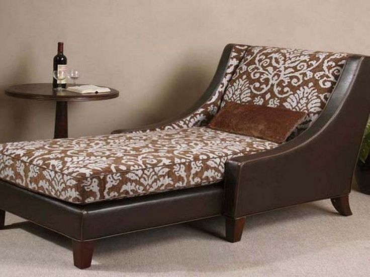 indoor chaise lounge chairs bottle of wine