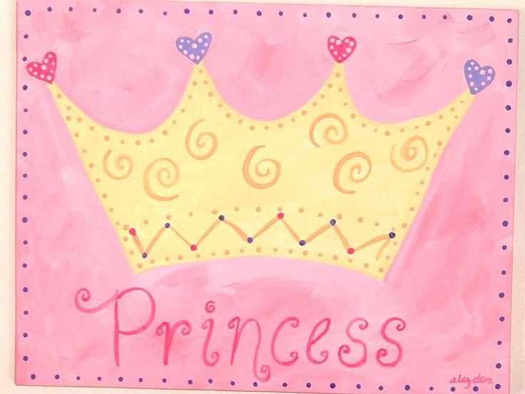 35 best Princess Painting Party images on Pinterest | Birthdays, 4th ...