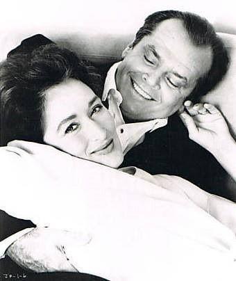 Maryl Streep y Jack Nicholson
