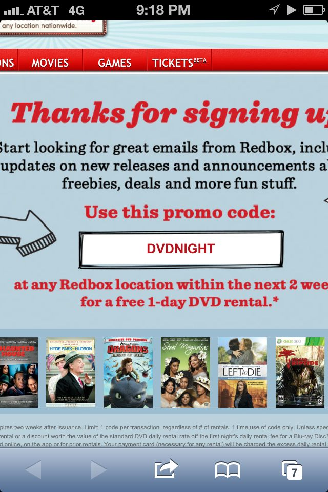 If you're looking for a more convenient way to keep your family entertained, stop at a Redbox next time you go shopping. Whether you're looking for creepy horror films, thrilling action films, or comedies that will have you laughing so hard you're gasping for air, Redbox lets you select the movies you want online and pick them up at any.