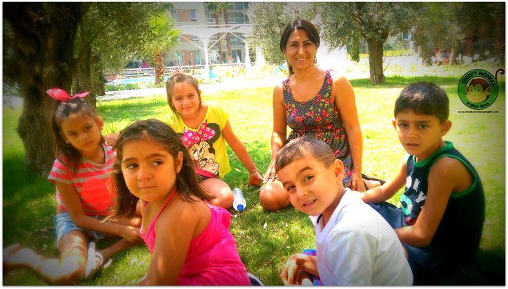 Soyak Summer School...#CME4K Sadece çocuklar (Okul Oncesi - Ilkokul - Ortaokul) için İngilizce dil kursu İzmir