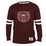 Missouri State University Bears Gameday Mascot Slub Crew - Maroon