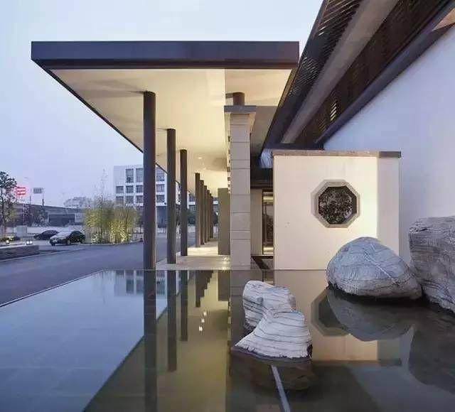 中式建筑,美到骨子里 !