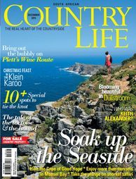 SA Country Life  December 2015 See our Wedding Venue featured on p. 64