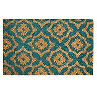 Madras Link Moroccan Tile Doormat