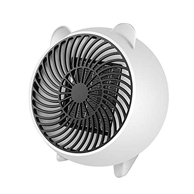 Space Heater Fan Heater Personal Mini Space Heater Portable Electric Heaters Fan With Ptc Ceramic Portable Electric Heaters Space Heater Electric Heaters