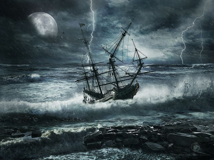 17 Best Images About 2.SHIPS IN ROUGH SEA STROMS On