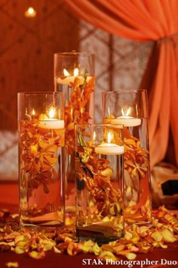 20 Fall Wedding Centerpieces To Inspire Your Big Day Autumn Wedding Reception Fall Wedding Centerpieces Fall Wedding Tables