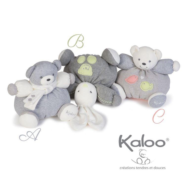 Která hračka se vám líbí nejvíce? A-B nebo C ?? A: Bílý plyšový medvídek se šálou (aktuálně vyprodaný) B: Šedý plyšový králíček (http://goo.gl/yb6Jaj) C: Pastelový plyšový medvídek (http://goo.gl/hHiNSS)
