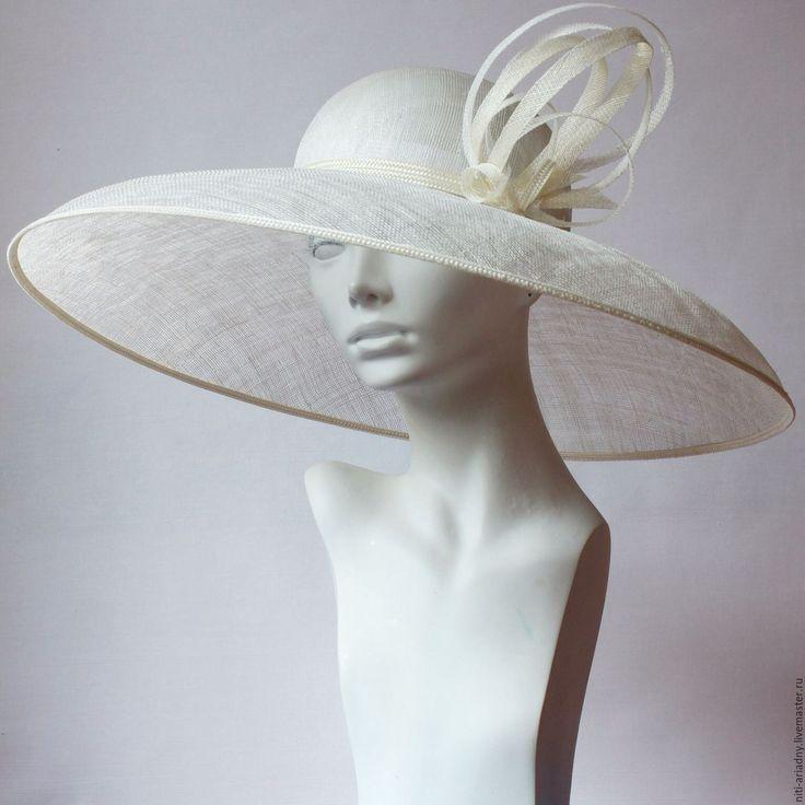 Купить или заказать Детская шляпка 'Маленькая леди' в интернет-магазине на…
