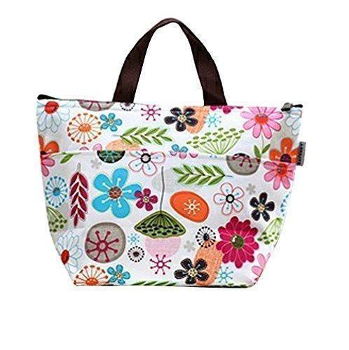 Oferta: 8.73€ Dto: -30%. Comprar Ofertas de EOZY Bolsas para llevar comida / Bolso Térmica De Mano Para Mujer #4 Multicolor barato. ¡Mira las ofertas!