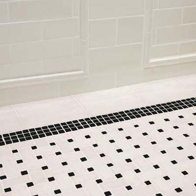 25 best ideas about vintage bathroom floor on pinterest classic small bathrooms classic