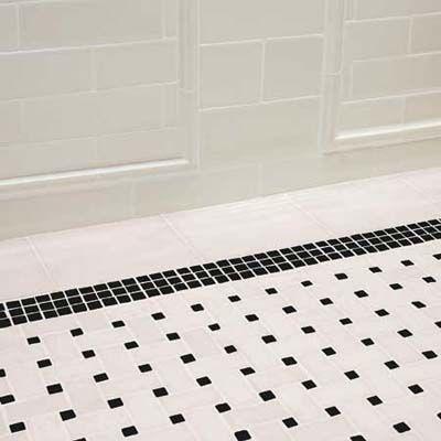 Modern Bath  Vintage Looks  Vintage Bathroom Floor Tile1010. 17 Best ideas about Tile Floor Designs on Pinterest   Tile floor