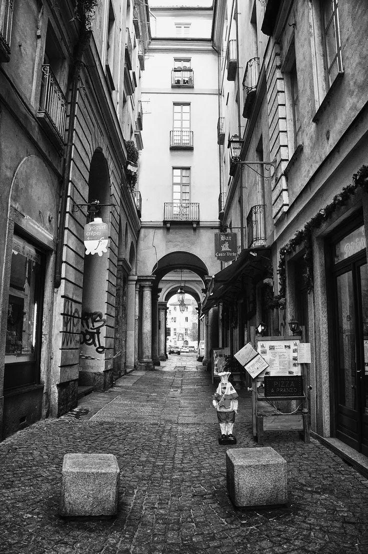 Torino, Via Conte Verde