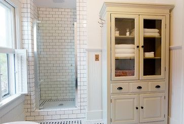 26 best bathroom subway tile images on pinterest for Bathroom remodel 3000
