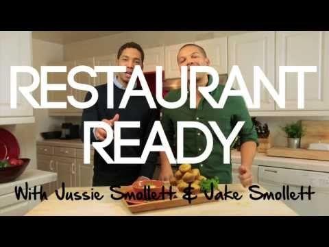 """Restaurant Ready"" With Jussie Smollett & Jake Smollett - YouTube"