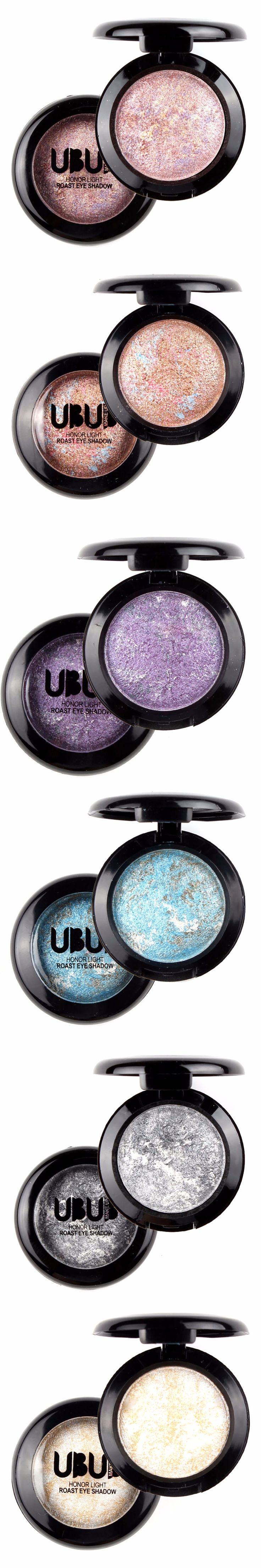 1PCS Single Baked Eye Shadow Powder Palette in Shimmer Metallic Eyeshadow Palette