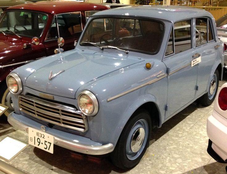1957 Datsun Model 114