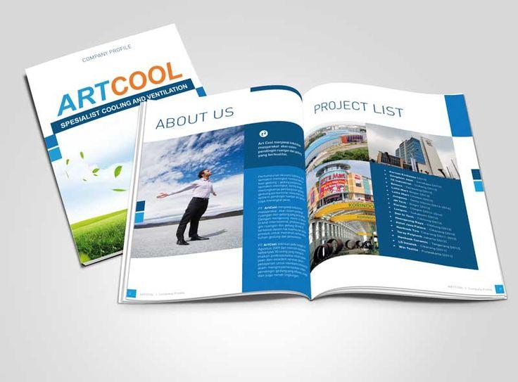 Desain company profile PT. Artcool oleh www.SimpleStudioOnline.com | TELP : 021-819-4214 / TELP : 021-819-4214 / WA : 0813-8650-8696