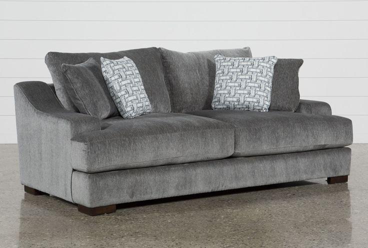 Best Maddox Queen Sleeper Grey Sofas Sofa Furniture Sofa 400 x 300