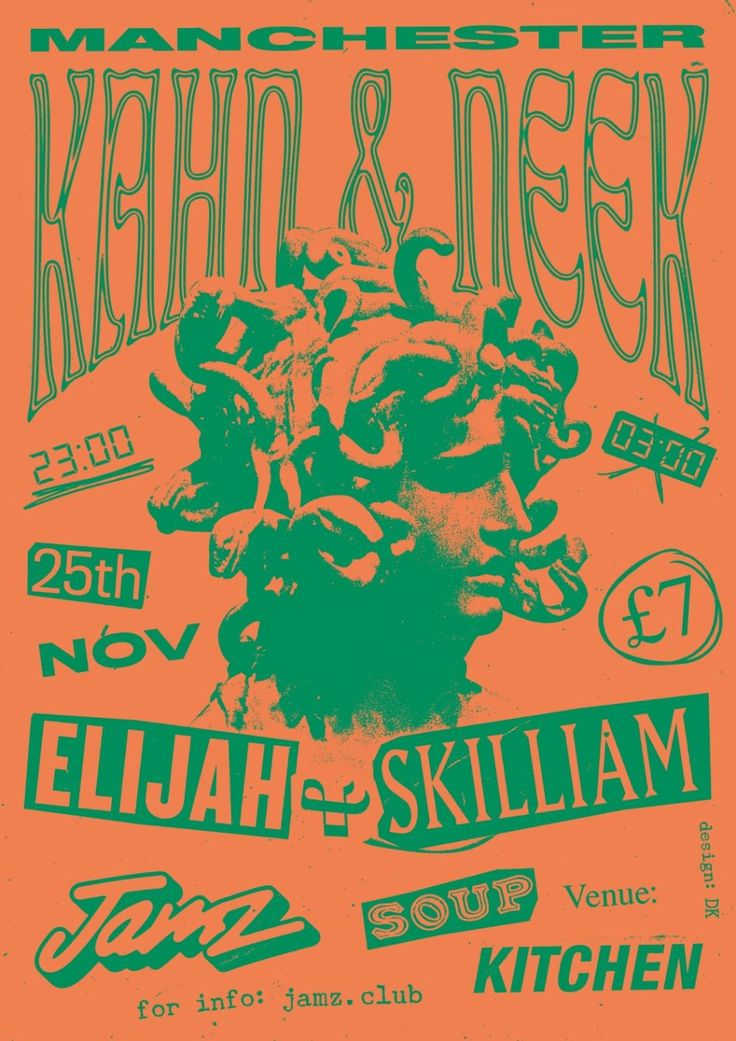 RA: Kahn & Neek x Elijah & Skilliam at Soup Kitchen, North
