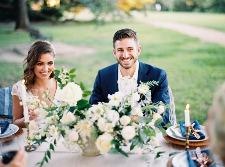 6 TIPS FOR PLANNING A DAYTIME WEDDING & RECEPTION
