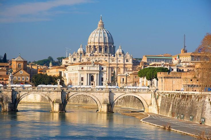 The Vatican is a sovereign state inside the city of Rome...