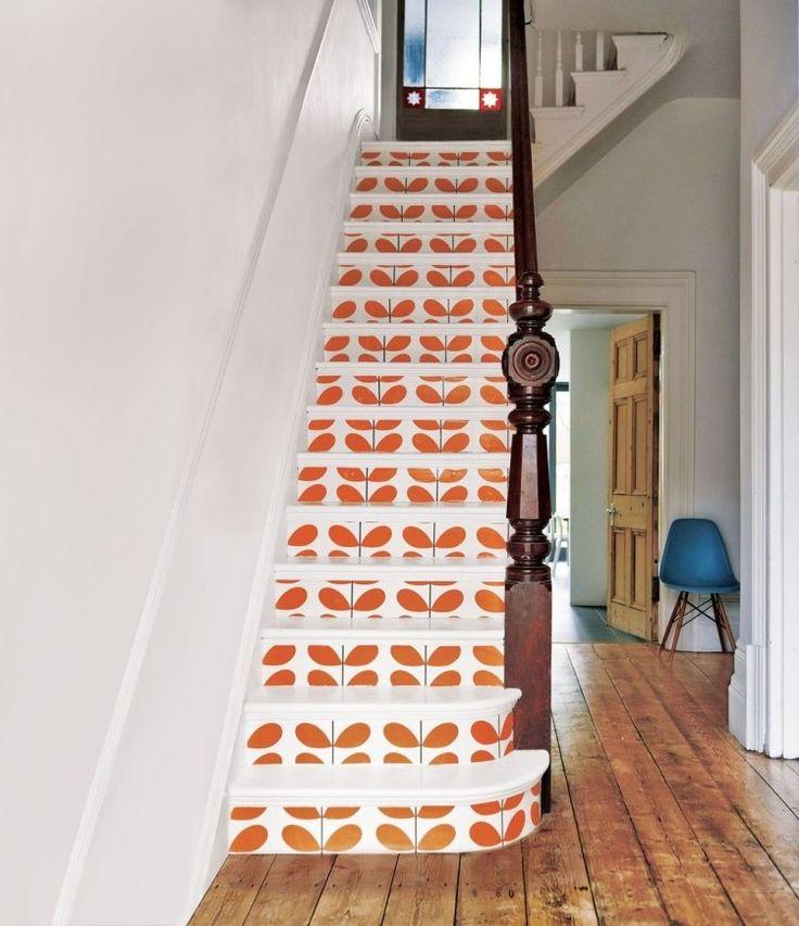 1000 id es sur le th me contremarches peintes sur - Escalier contremarche peinte ...