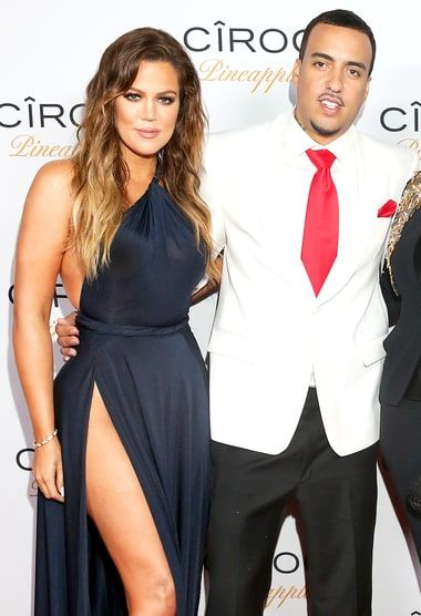 French Montana said at the 2016 Grammys on Monday, Feb. 15, that he's still close with ex-girlfriend Khloe Kardashian