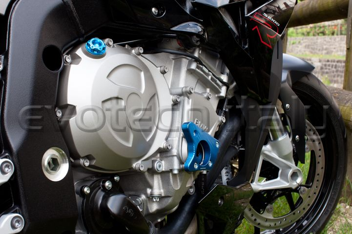 TAPPO OLIO E PROTEZIONE MOTORE DESTRA #BMWS1000R2015