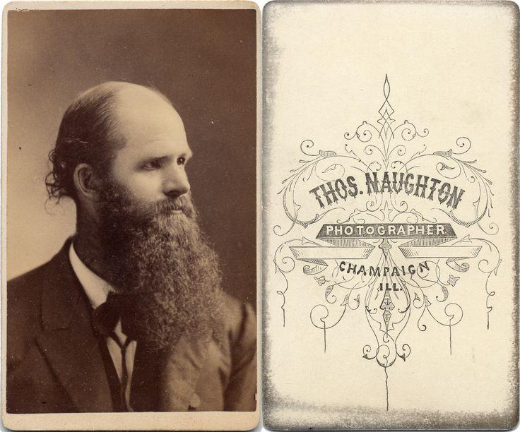 Beards of the 19th Century: CdV 30