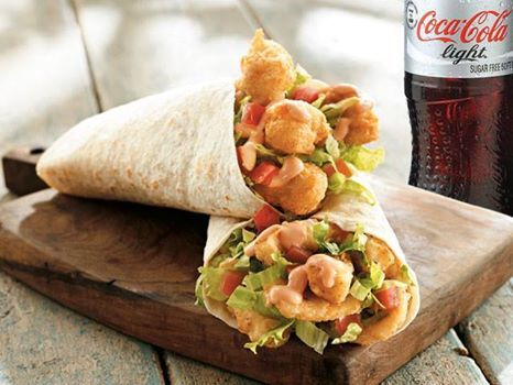 Wrap up the week with something decadently delicious from Fishaways! Not a bad suggestion for lunch, wouldn't you agree?