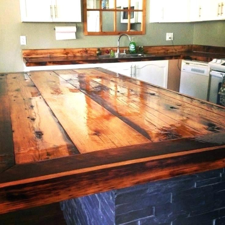 How To Build A Wood Countertop How To Build A Wood Best Of Wood