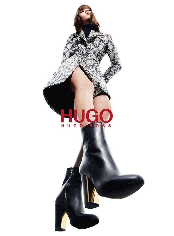 Grace Hartzel by Daniel Sannwald for Hugo by Hugo Boss Fall:Winter 2015-2016 3