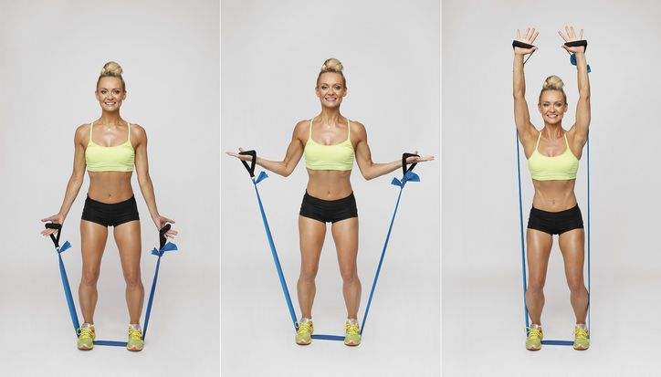 Body by Simone: Double Curl and Reach