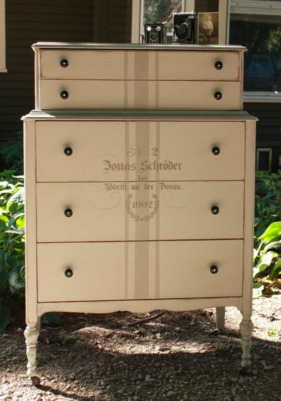 jonas dresser no think iu0027d customize it - Painted Dressers