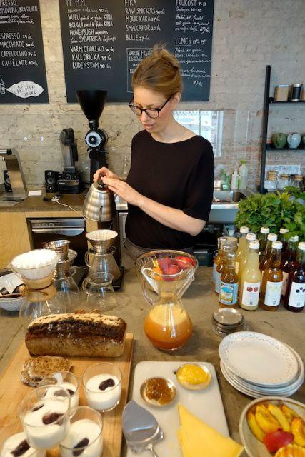 Svezia, Kale'i Kaffebar